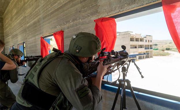 25 צוותי צליפה מהעולם הגיעו לישראל (צילום: דובר צהל, חדשות)
