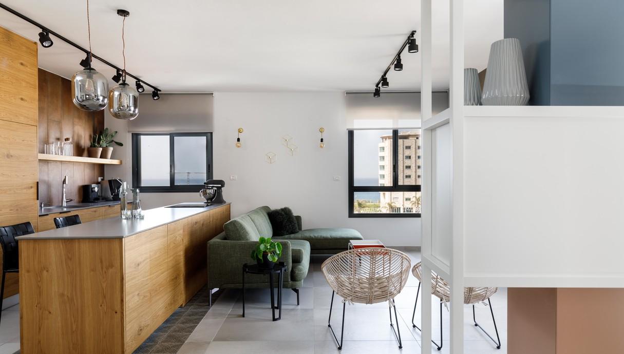 דירה בנהרייה, עיצוב ענבל איילון - 2