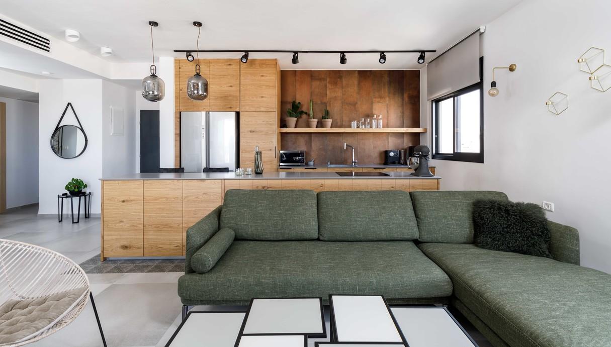 דירה בנהרייה, עיצוב ענבל איילון - 3