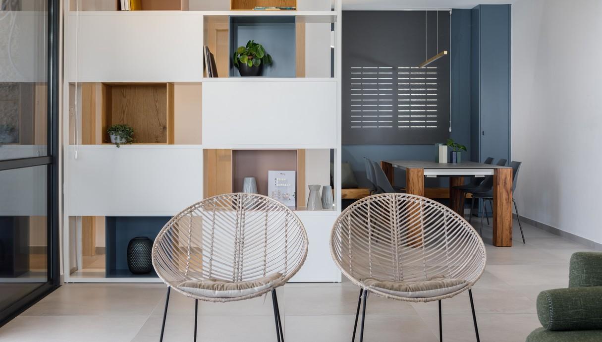 דירה בנהרייה, עיצוב ענבל איילון - 9