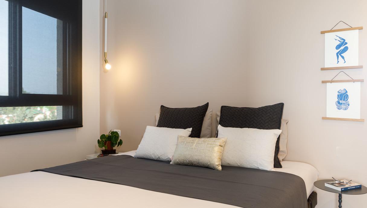 דירה בנהרייה, עיצוב ענבל איילון - 15