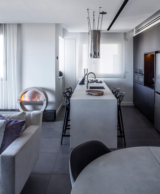 דירה בתל אביב, ג, עיצוב דגנית אדרי - 36