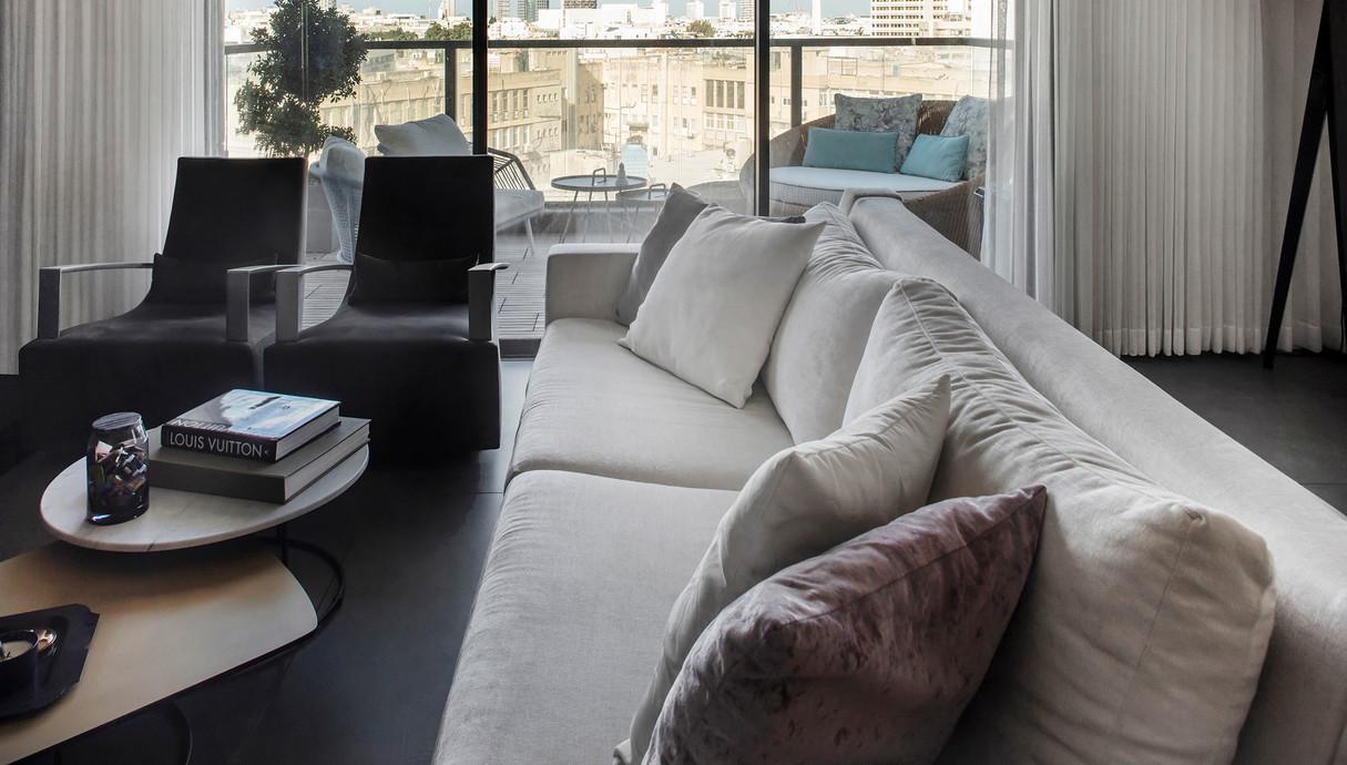 דירה בתל אביב, עיצוב דגנית אדרי - 32