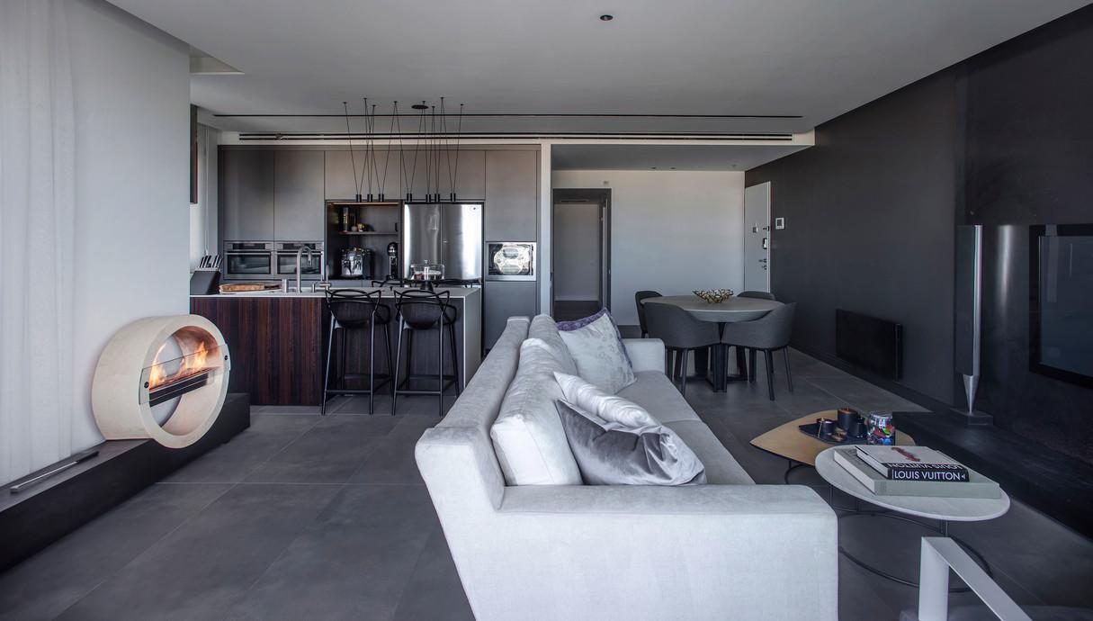 דירה בתל אביב, עיצוב דגנית אדרי - 33