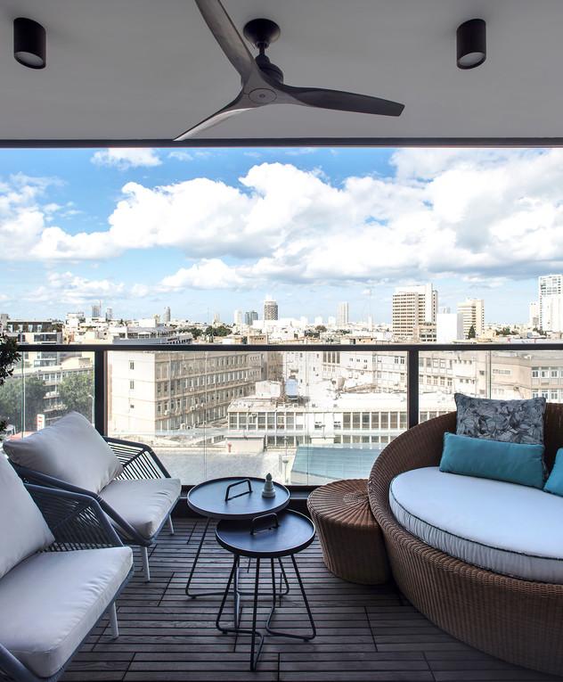דירה בתל אביב, ג, עיצוב דגנית אדרי - 15