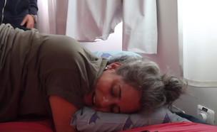 הלידה של אורית הורוביץ בר-עם (צילום: אורית הורוביץ בר-עם)