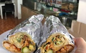 מסעדת רג' מהאל לאפה (צילום: איילה כהן, אוכל טוב)