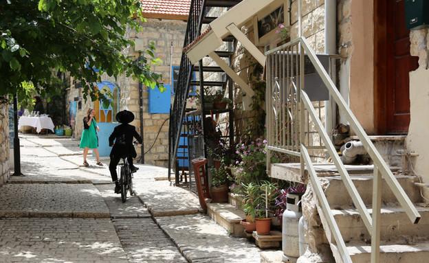 צפת אילוסטרציה (צילום: kateafter | Shutterstock.com )