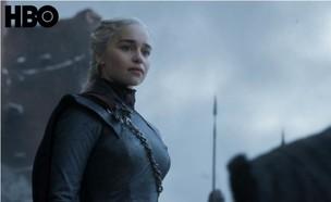 משחקי הכס עונה 8 פרק 6, דאינריז (צילום: Helen Sloan/HBO,  יחסי ציבור )
