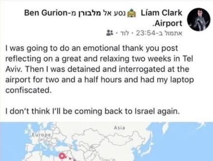 הפוסט של ליאם קלארק