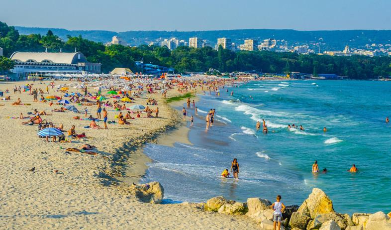 חוף (צילום:  trabantos, shutterstock)