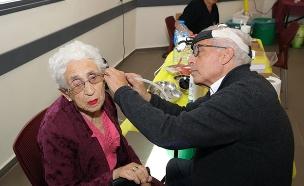 המבצע למען ניצולי השואה (צילום: ארגון לתת, חדשות)