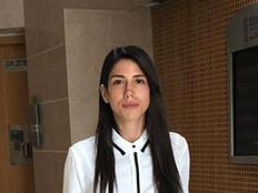 עורכת הדין אליז קסנטיני (צילום: חדשות)