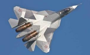 סוחוי SU-57 (צילום: סוחוי)