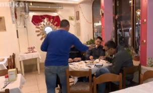 מסעדת הניצחון אשקלון (צילום: קשת 12, תוכנית חיסכון, חדשות 2)