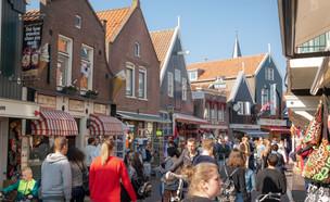 וולנדם, הולנד (צילום:  Kaca Skokanova, shutterstock)