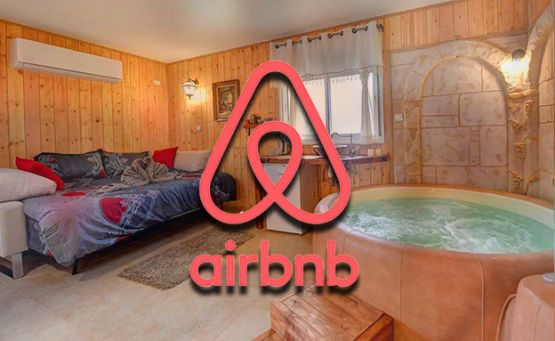 משיקה אתר בעברית. Airbnb (צילום: Airbnb, החדשות)