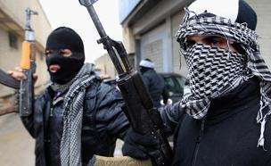 המורדים אחראים  לתקיפה? ארכיון (צילום: רויטרס, חדשות)