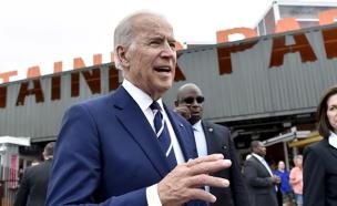 ג'ו ביידן קורא לקונגרס לפעול (צילום: רויטרס, חדשות)