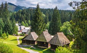 הרי הטטרה, סלובקיה (צילום:  kennymax, shutterstock)