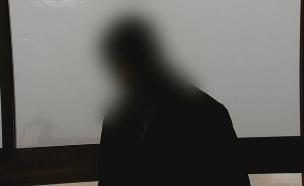 קטין הנאשם (צילום: החדשות)