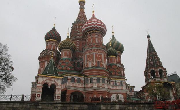 הכיכר האדומה, מוסקבה (צילום: ינון בן שושן, mako חופש)