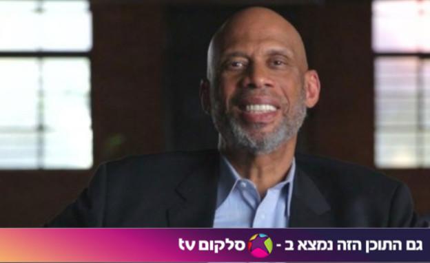 כארים עבדול ג'אבר מיעוט של אחד (צילום: סלקום TV)