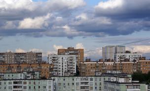 שיכונים במוסקבה (צילום: Valery Shanin, ShutterStock)