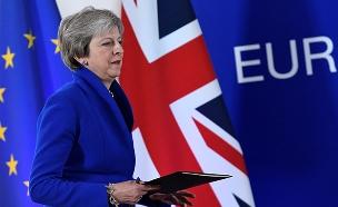 שרשרת טעויות ביציאה מהאיחוד האירופי (צילום: רויטרס, חדשות)