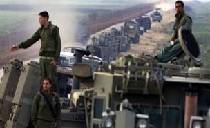 """יציאת צה""""ל מלבנון, 2000 (צילום: חדשות 2)"""