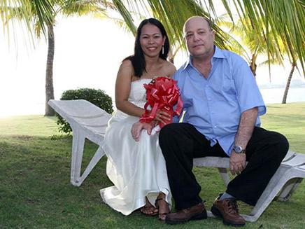 יוסי ואשתו קוני
