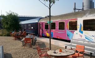 Train Lodge (צילום: מתוך אתר Train Lodge)