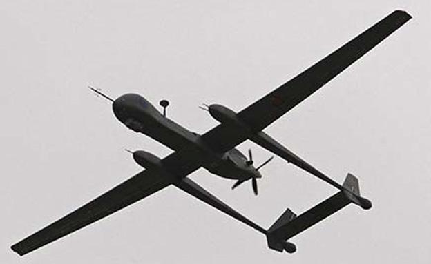 מזלט - מטוס זעיר ללא טיס (צילום: רויטרס, חדשות)