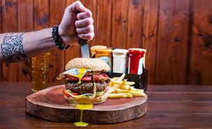 יום ההמבורגר בורגר סלון  (צילום: עידן גור, יחסי ציבור)