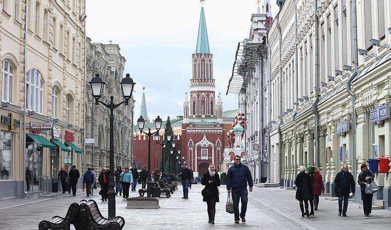 מוסקבה (צילום: Andreas Rentz - Staff, gettyimages)