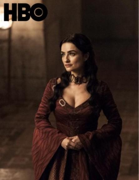 אניה בוקשטיין במשחקי הכס (צילום: Helen Sloan; HBO)