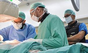 ניתוח. ארכיון (צילום: דוברות קפלן, חדשות)
