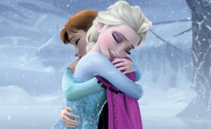 לשבור את הקרח (צילום: The Walt Disney Company באדיבות YES)
