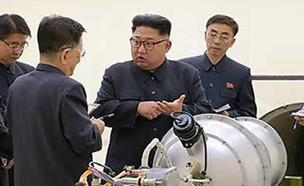 קים ג'ונג-און (צילום: KCNA)