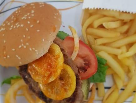 המבורגר בחיל הים
