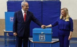 נתניהו - וישראל - בדרך לבחירות חוזרות? (צילום: חיים זאק, פלאש 90, חדשות)