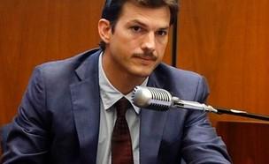 אשטון קוצ'ר מעיד במשפט הרצח (צילום: איסנטגרם truecrimereport )