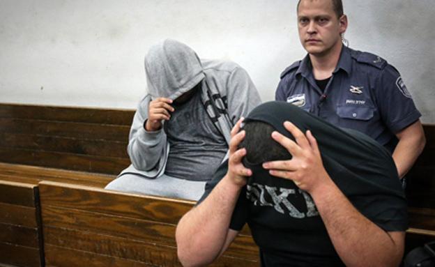 החשוד המרכזי בבית המשפט, ארכיון (צילום: פלאש 90, חדשות)
