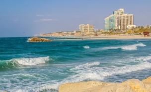 חוף הרצליה (צילום: She-Hulk, shutterstock)