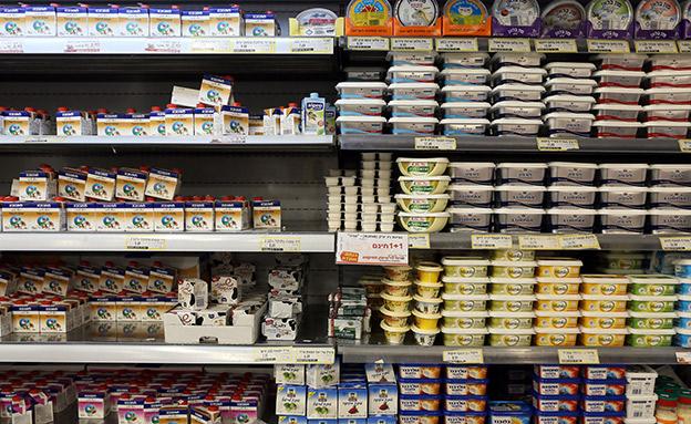 קוטג' או גבינה לבנה?