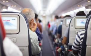 אנשים בטיסה (אילוסטרציה) (צילום: kasto, 123RF)