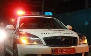 ניידת משטרה (צילום: חדשות)