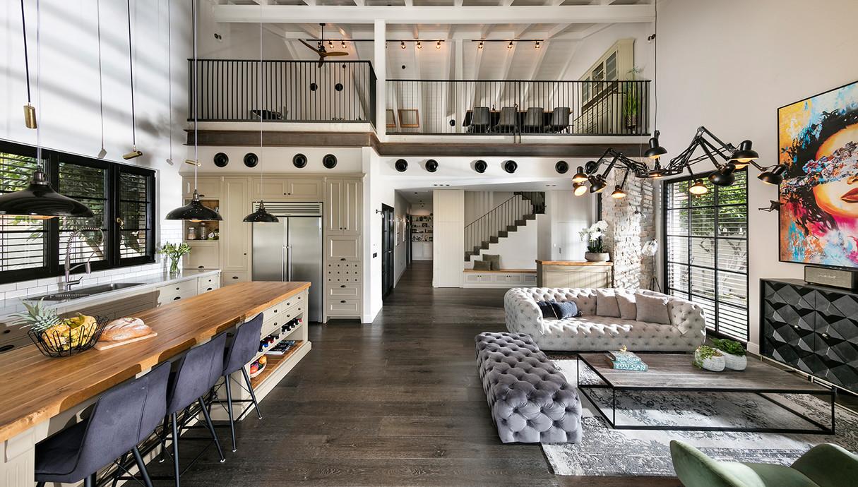 בית בנס ציונה, פרובונה אדריכלים - 6
