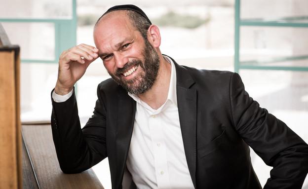 יונתן רזאל - דוד (צילום: אוהד רומנו,  יחסי ציבור )