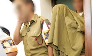 חייל במעצר (אילוסטרציה) (צילום: מרקו / פלאש 90)